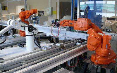 La robotique industrielle en chiffres
